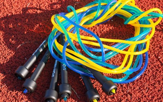How A Jump Rope Workout Will Maximize Weight Loss